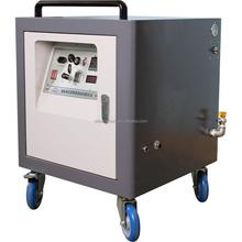 Mobile car wash steam machine