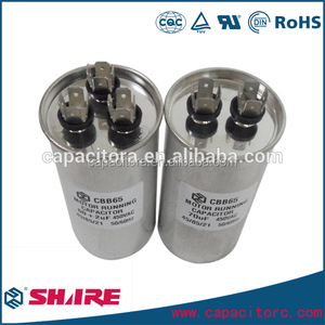 50uf MPP CBB65 capacitor Air conditioning capacitor CBB65 50UF 450V/AC