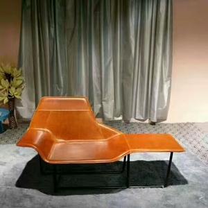 Modern designer furniture Zanotta Lama leather chaise lounge chair on chaise recliner chair, chaise sofa sleeper, chaise furniture,