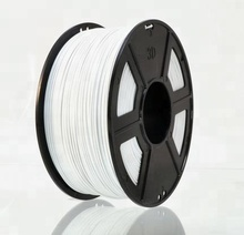 2019 Honplas Hot Verkoop 1.75mm 2.85mm 0.5 kg 1 kg 2 kg Wit Honplas <span class=keywords><strong>ABS</strong></span> PLA PETG 3D printer <span class=keywords><strong>Filament</strong></span>