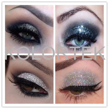 Kolortek Glitter Eyeshadow Powder,Loose Eyeshadow Glitter Pigment ...