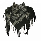 100% Cotton Shemagh Tactical Desert Scarf Wrap