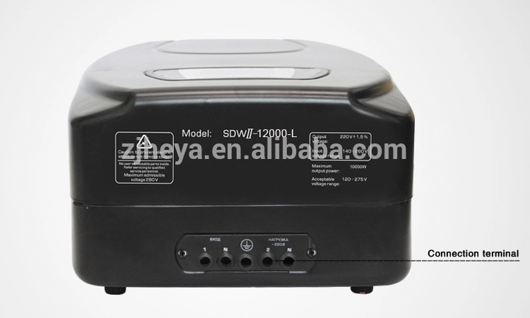 Affordable SDWII Frequency 50Hz/60Hz Motor Automatic Voltage Stabilizer