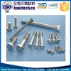 Titanium m6 hex head bolt, titanium screw