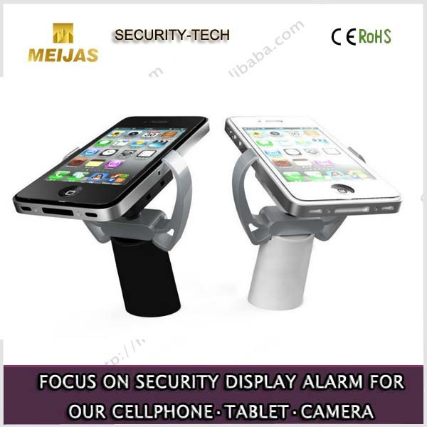 Yes charger alarm antitheive security smartphone Clamp holder