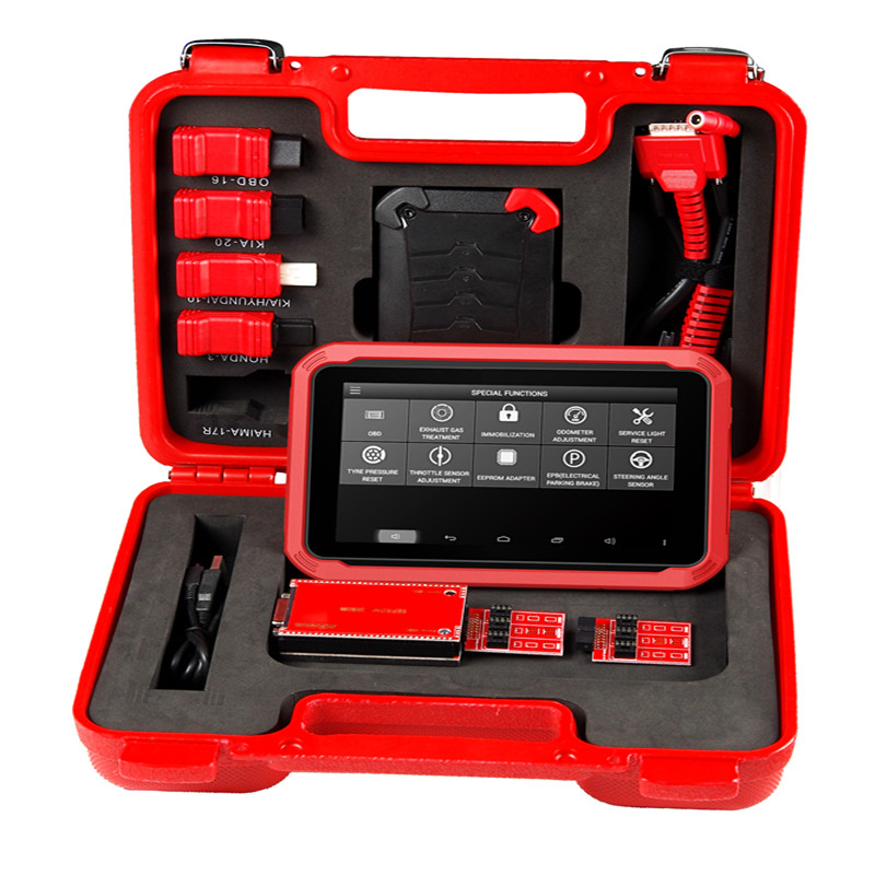 Diagnostic tool XTOOL X100 PAD Professional Auto Key Programmer X100 Pad with Special Function Free Update Online High quality