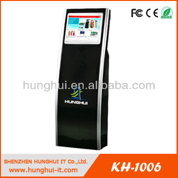 Free Standing Car Washing Station Card Dispenser Kiosk