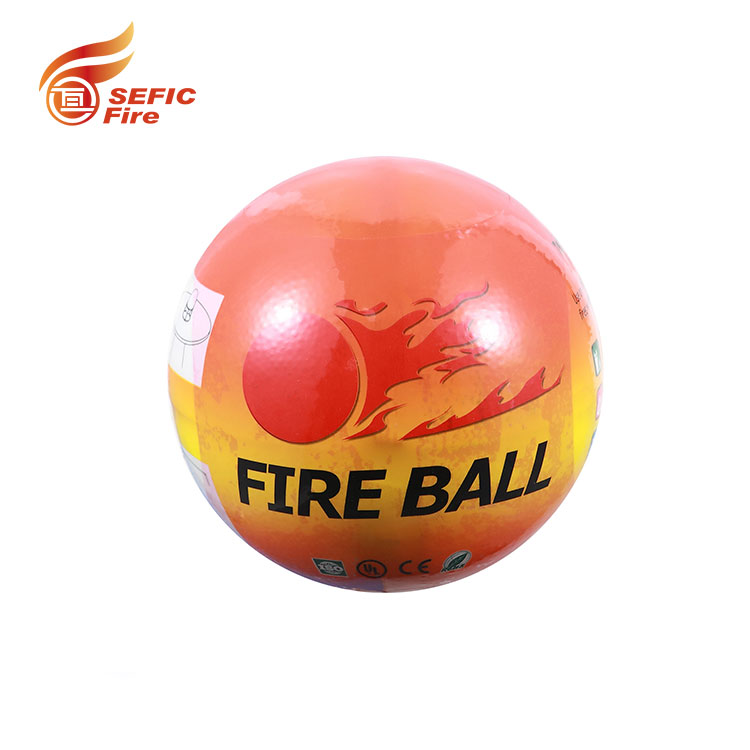 Professional Manufacturer Supplier Automatic Fire Extinguisher Ball Fire Fighting Ball