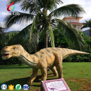 Carnival Life Size Remote Control Dinosaurs of Simulation Model