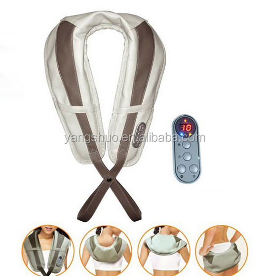 MH9025 Yangshuo 2014 Powered shoulder and neck massager