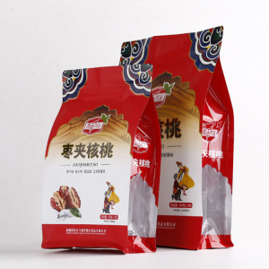 Decorative Custom Design food packaging Tamper Proof Security Bag