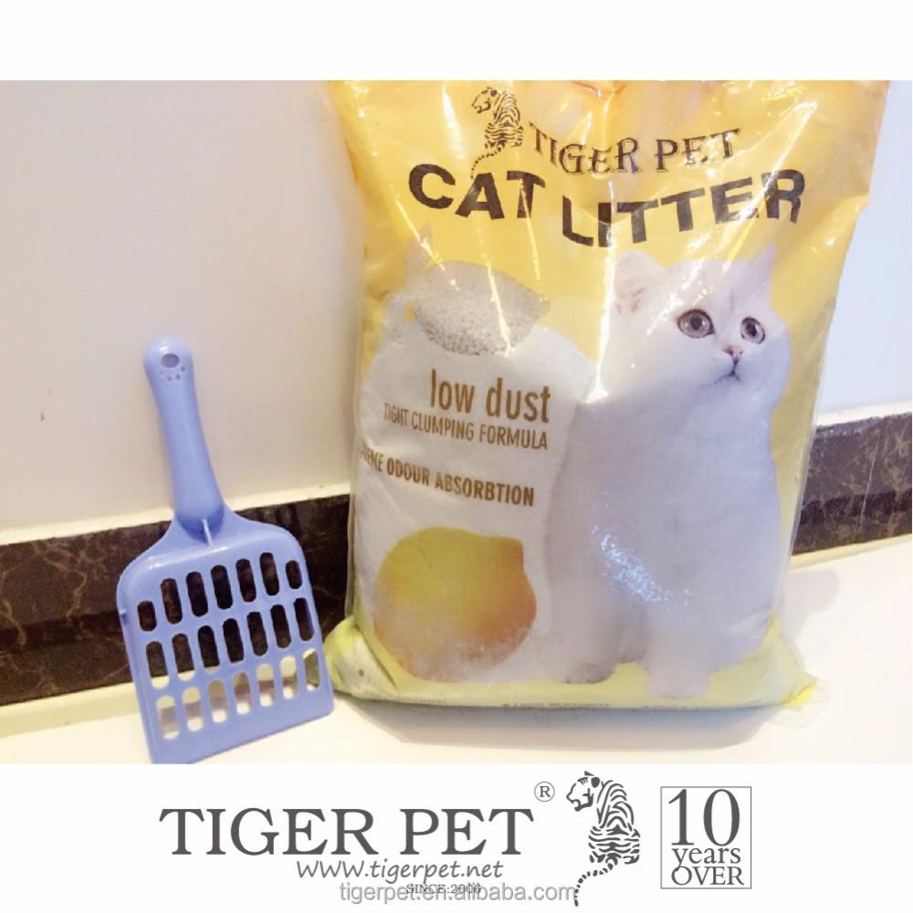 Litter Sand Cat Toilet Zeolite Powder Activated Charcoal Bentonite ...