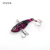High grade carp fishing lure with swivel hooks