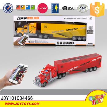Mobile App Bluetooth Control Car Remote Control Truck Toy - Buy Remote  Control Truck,App Bluetooth Control Car,Remote Control Truck Toy Product on