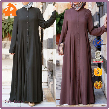 2017 Oversized islamic Dubai Dress New Design Customized Women Dubai Abaya Wholesale