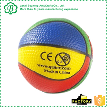 Cheap logo printing personalized pu basket ball