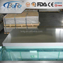 SGS BV BIS ISO certification 410 stainless steel sheet