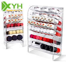 Crystal Acrylic Cosmetic Makeup Organizer Lipstick Holder