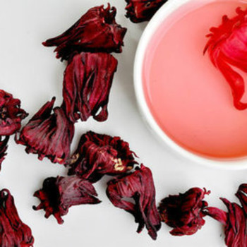 Natural Sulfur Free Loose Weight Dried Flowers Hibiscus Tea Roselle