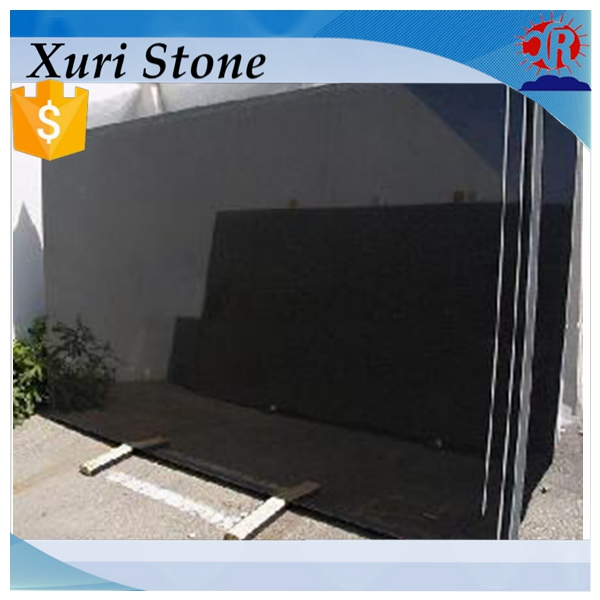 Pure Black Granite Stone 654