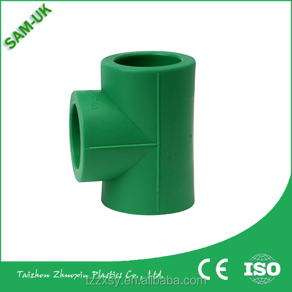 Factory Direct Sale High Pressure PPR pipe and PPR pipe fittings