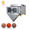 Uniform blanking packing machine 2 head linear weigher for powder bucket hopper