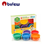 Non-toxic kid safe kid paint washable finger paint set
