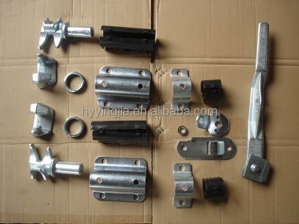 332131 Shipping Container Parts Container Door Lock Trailer ...