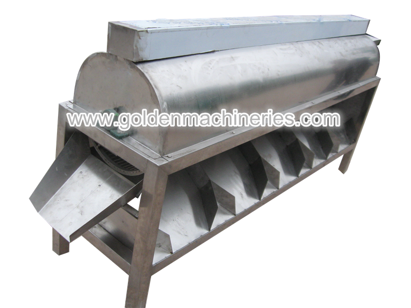 Chestnut Sorting Machine Size Grader Nuts Sieving Machine