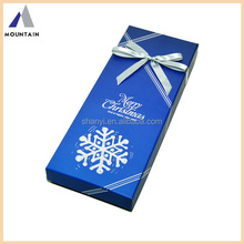 Elegant paper box package,Customized plastic box, gift box