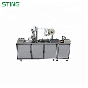 Soap Dvd Plastic Film Shrink Packaging Small Perfume Box Cellophane Packing Wrapping Machine
