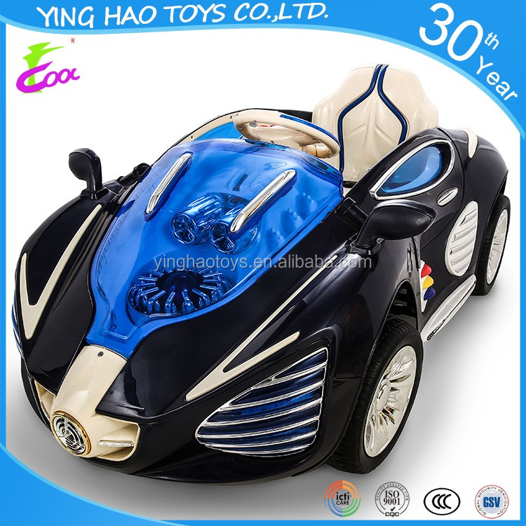 Battery Operated Ride On Car Electric RC Control Ride On Kids Toy Car