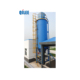 Hopper Vertical Flexible Auger Screw Conveyor For Sludge
