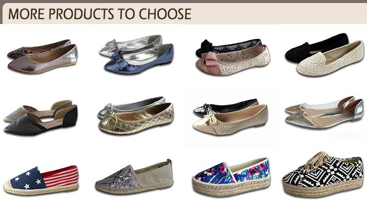 2017 Spring Wholesale China Big Size Women' Shoe,New Design Ladies ...