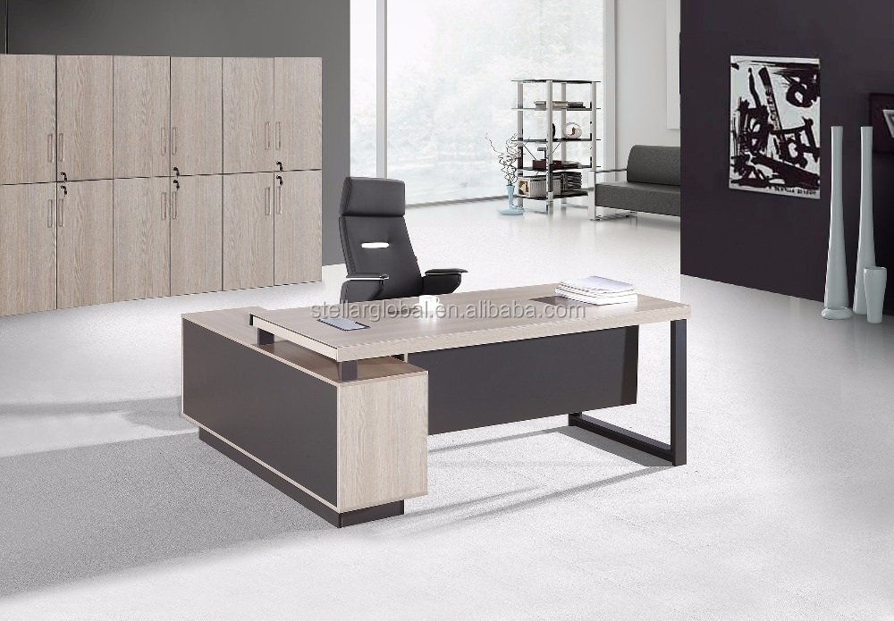 High Quality Modern Office Furniture Latest Office Table Designs Manager Executive Table