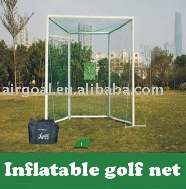 Golf Simulator(Club-Use Lightweight & Portable Golf Practice Net)