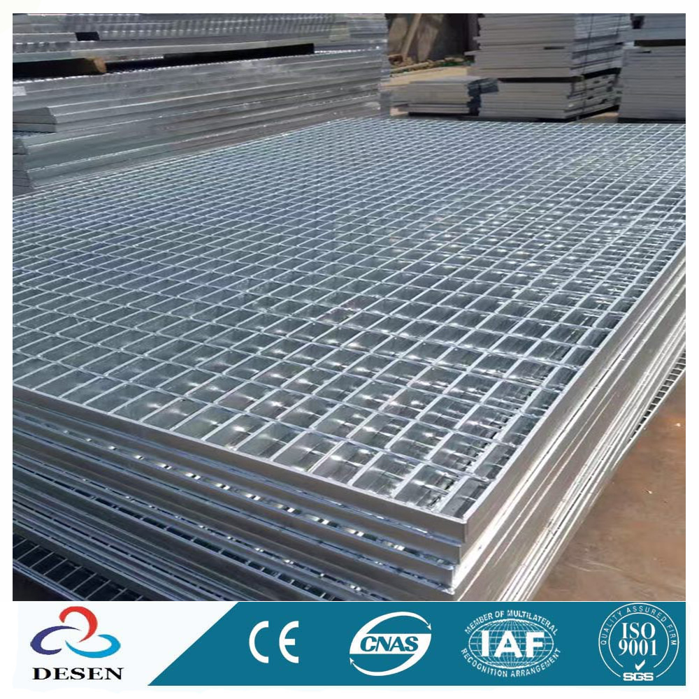Steel Walkway Metal Floor Mesh Plastic Grating Panel
