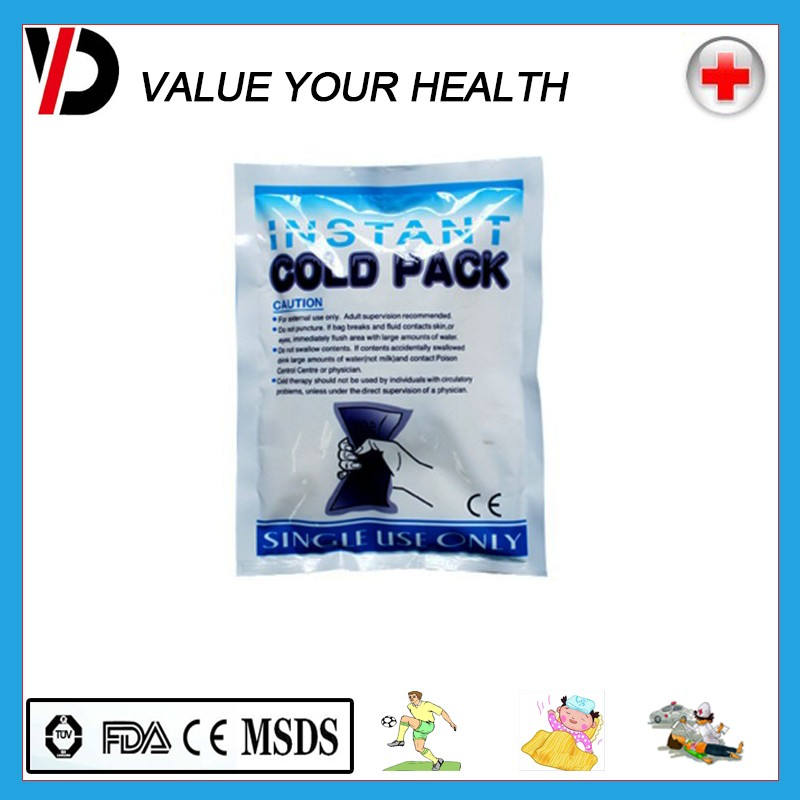 Factory direct supply Magic Hot Cold Pack For Injuries