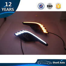 Acqua a prova di Led DRL LED Daytime running light per il 2017 <span class=keywords><strong>Mazda</strong></span> 6