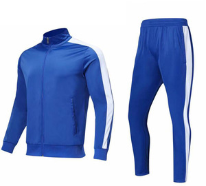 Polyester Blank mens jogging suits wholesale custom sportswear