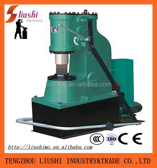 C41-25kg with base plate air power hammer for sale