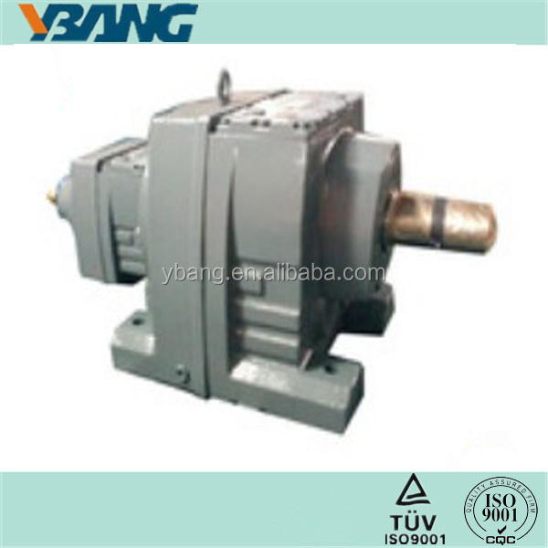R series Industry Transmission Pump Drive Gearbox