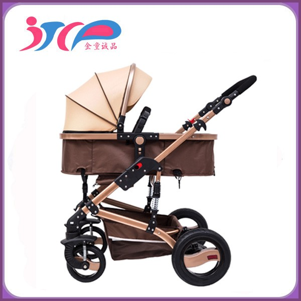 wholesale in china adjustable handle top quality baby stroller