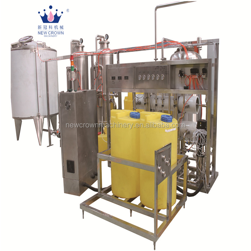 2018 Hot sale Electrodialysis Pure / mineral small water treatment plant price