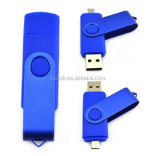2014 new product special otg usb flash drive,OTG usb for smartphone&PC thumb pendrive memory stick.
