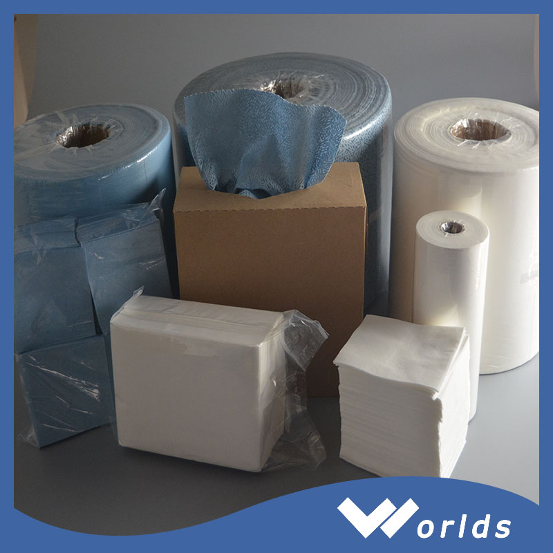 PTFE floss Industrial Cleanroom Wipers/Cloth to keep warm
