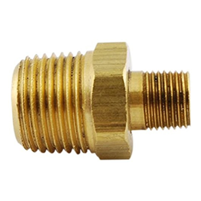 Brass Pipe Hex Reducer/Reducing Nipple Fitting/Adapter