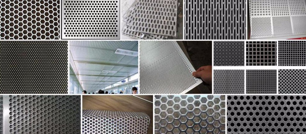 2 Mm Perforated Metal Panel Revit Sheets For Radiator