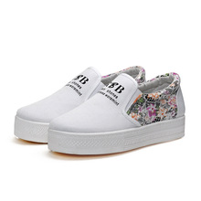 Fashion Personalized Women Canvas Shoes Wholesale