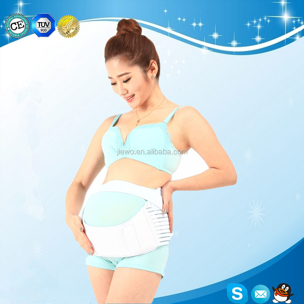 adjustable maternity belly belt /back support/abdomen brace with CE/FDA